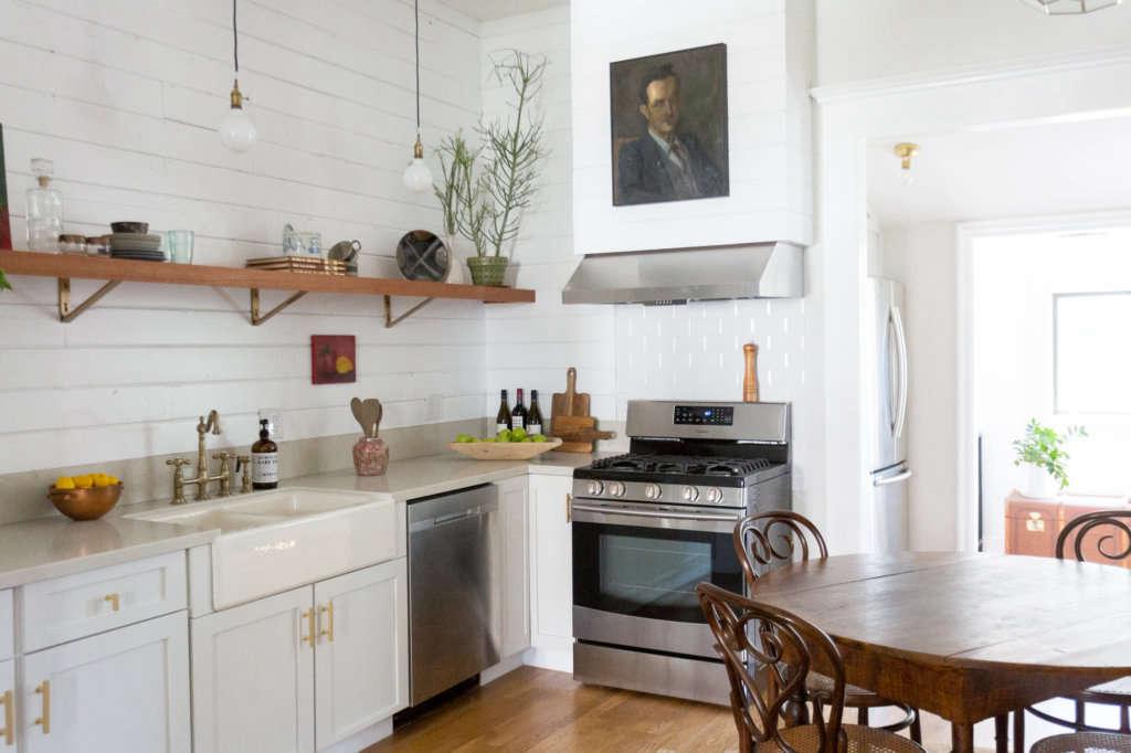 Modern Victorian Kitchen 3