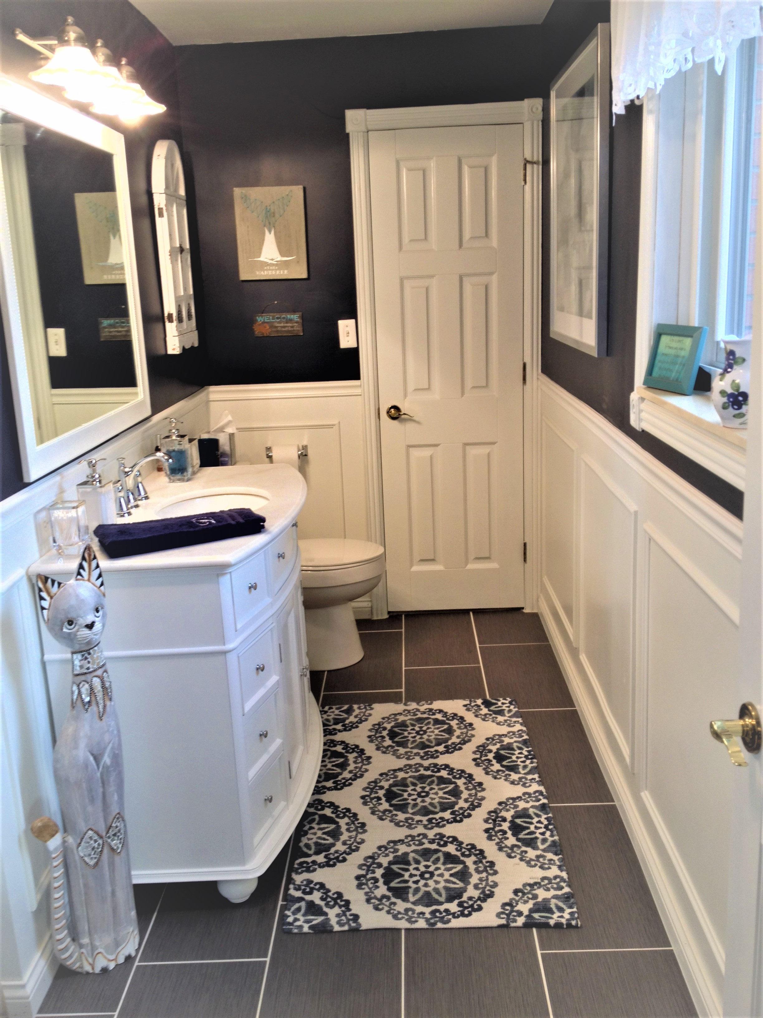 Bathroom on a Budget - Remodelista