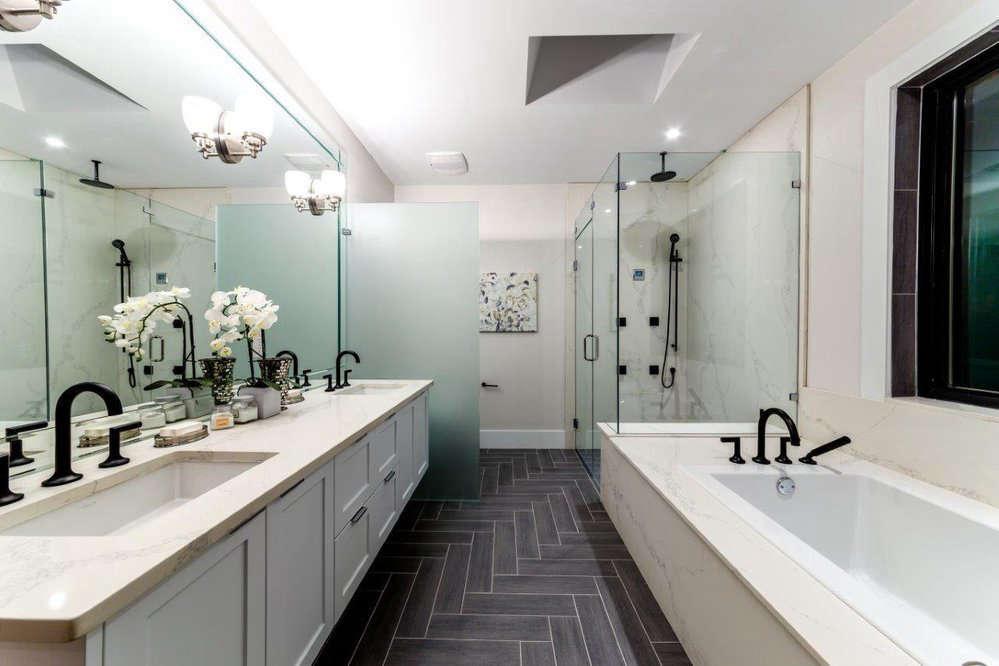 Trinity House Master Bath Design - Remodelista