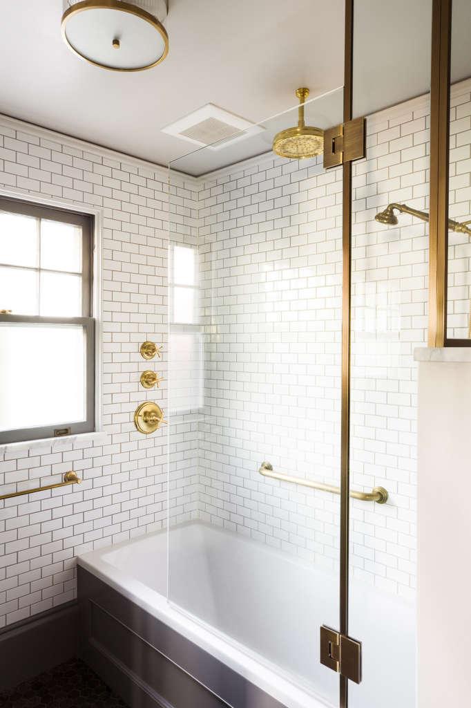 Kitzis Family Modernized Bathroom Remodel - Remodelista