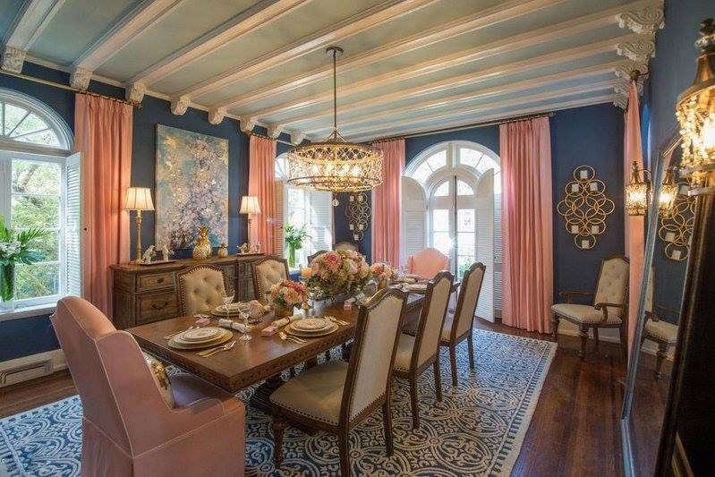 Historical Home Dining Room Project