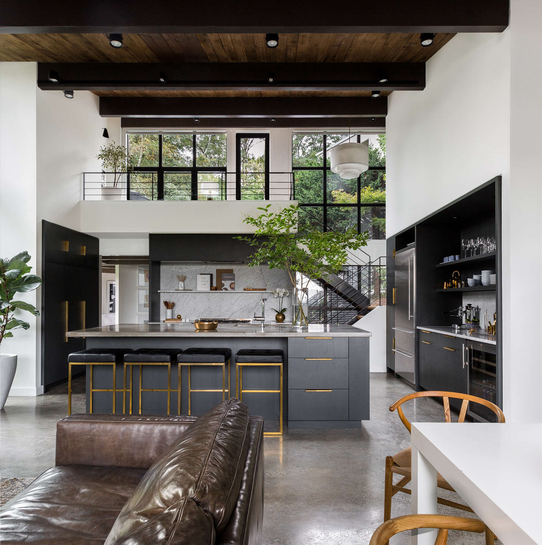 Best Professional Kitchen: Montlake Residence by Mowery Marsh Architects and Kaylen Flugel Design - Remodelista