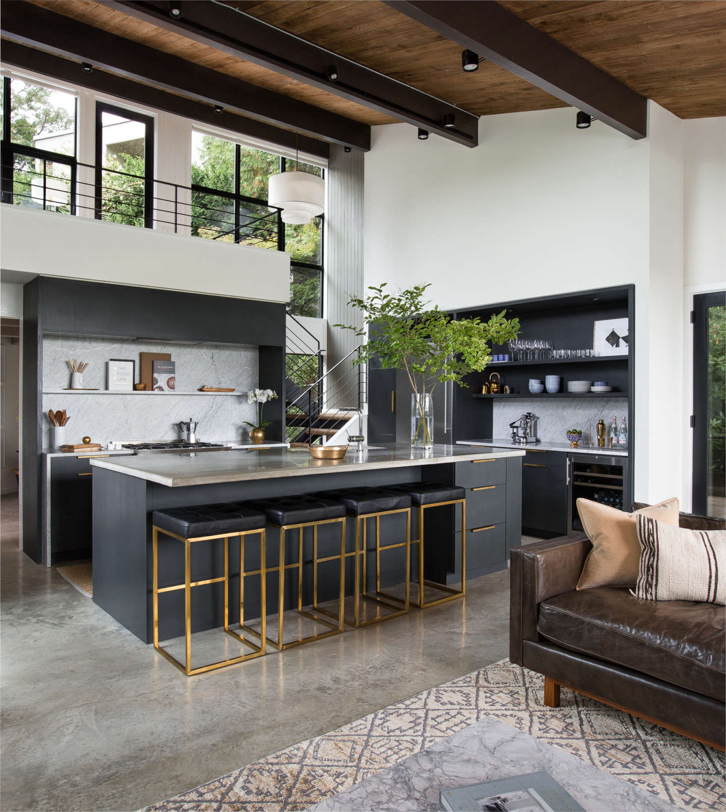 Second Home Decorating Ideas: Best Professional Kitchen: Montlake Residence By Mowery