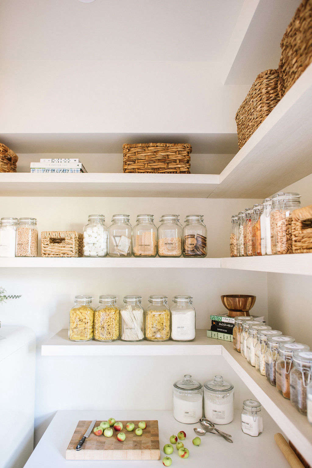 Steal This Look: The Modern Farmhouse Pantry - Remodelista