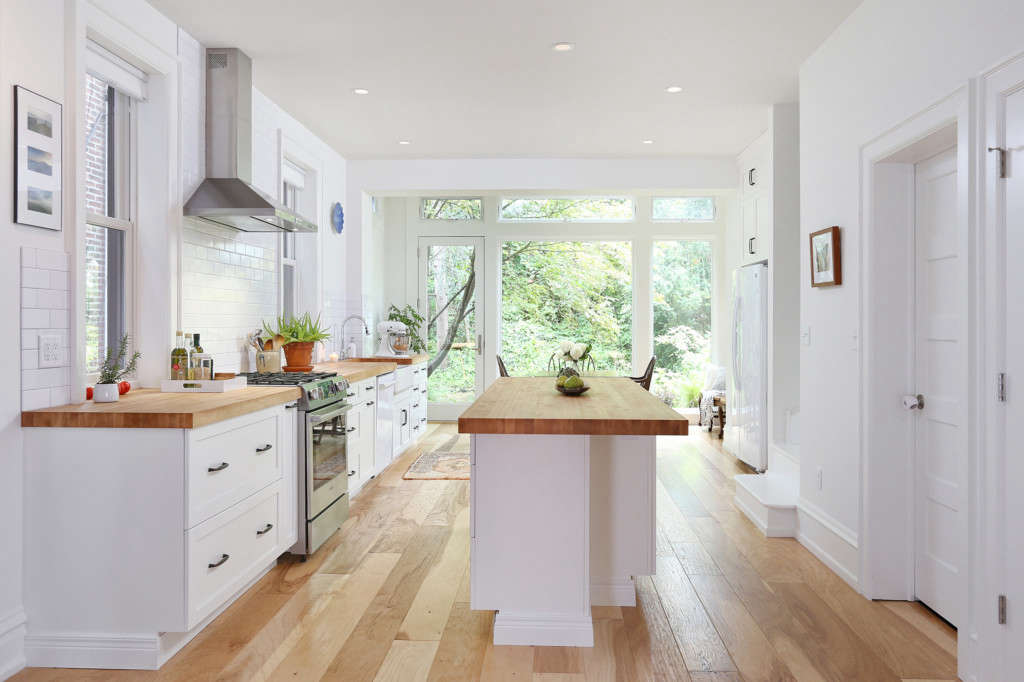 West Philly Transitional Kitchen Redesign & Addition - Remodelista