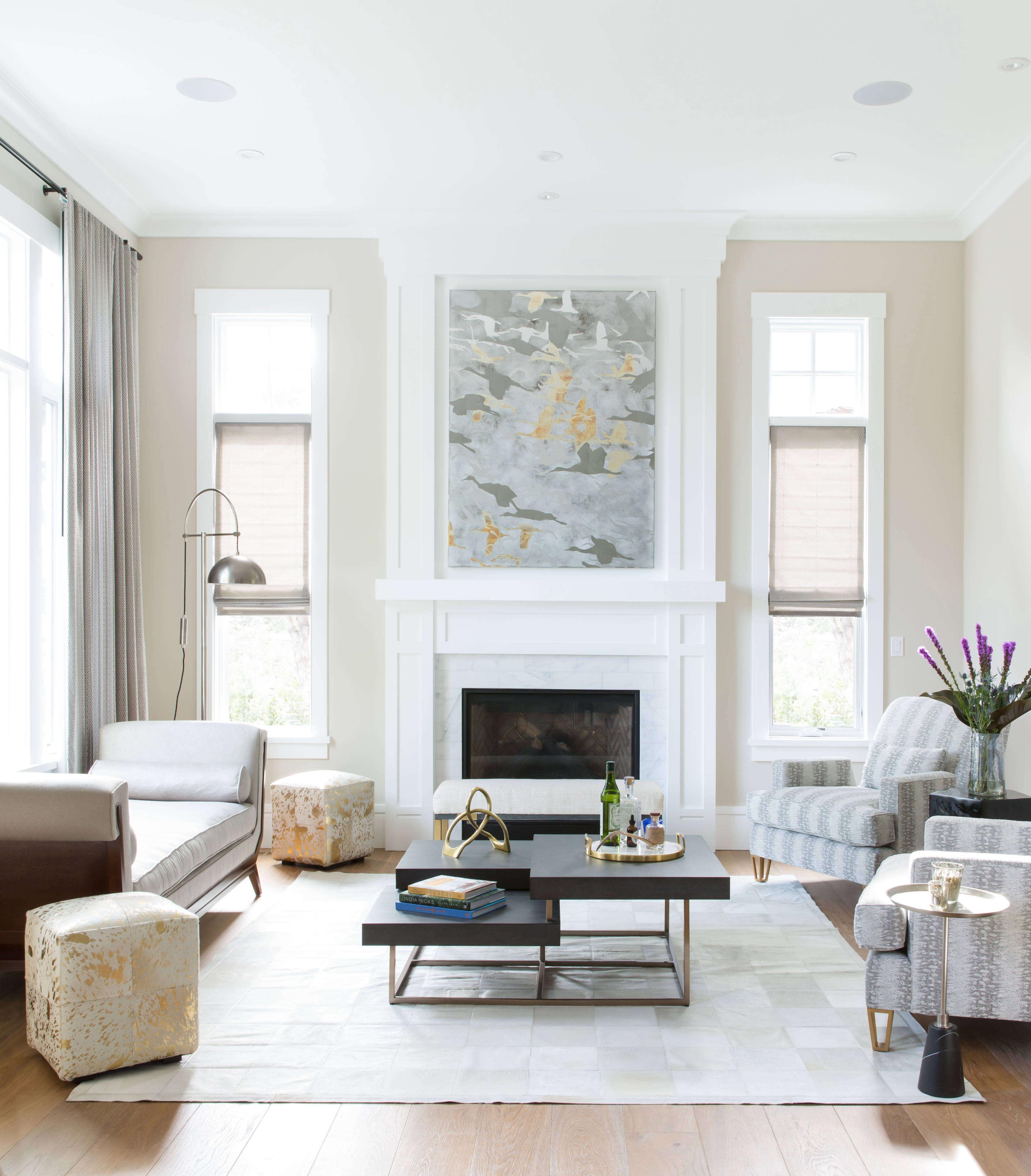 craftsman living room remodelista - Craftsman Living Room