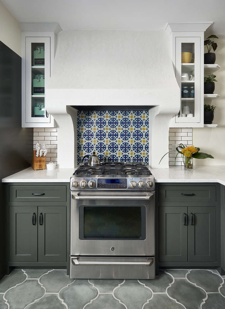 Modern Spanish Colonial Revival Kitchen Remodelista