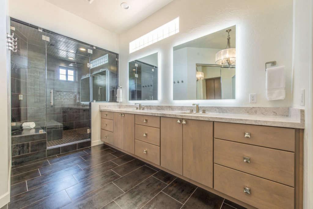 Luxe Steam Shower Master Bath Renovation Remodelista