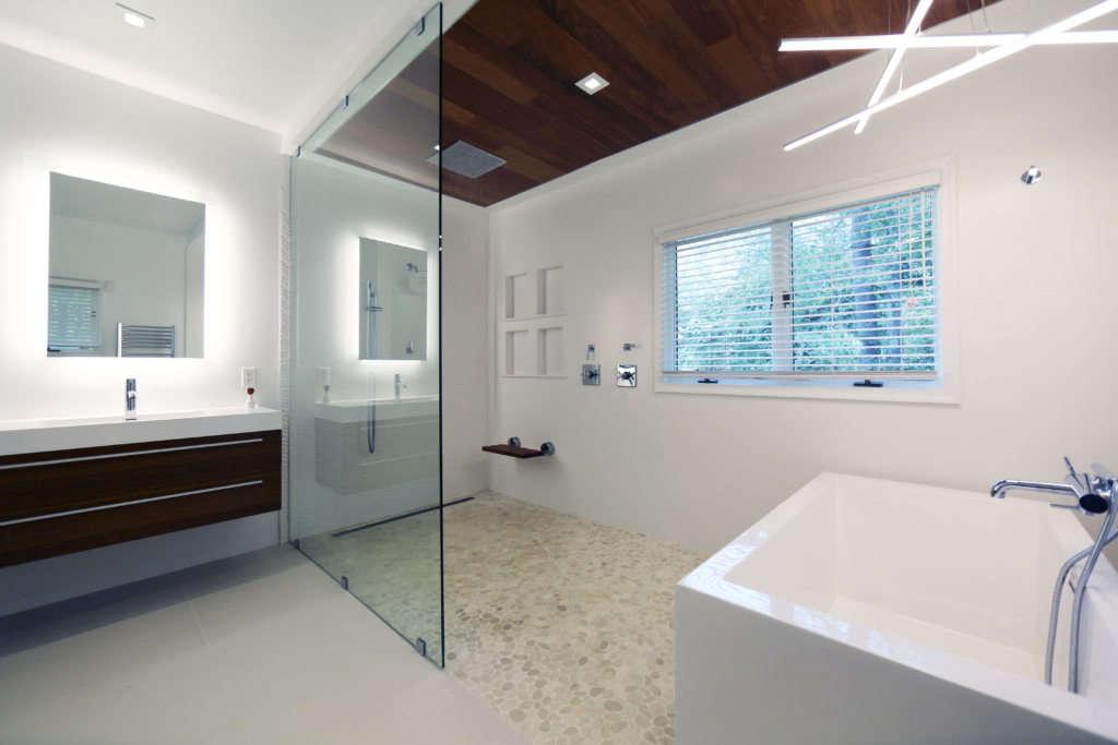 Residence 7801 Bathroom Remodel