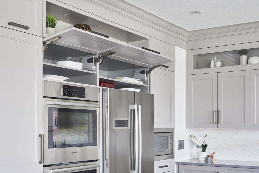 Appliance Wall Storage